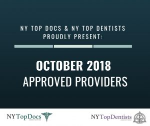 NY Top Docs - October 2018