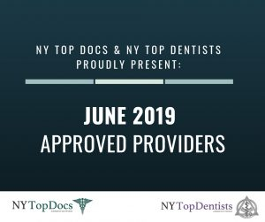 June 2019 approved providers